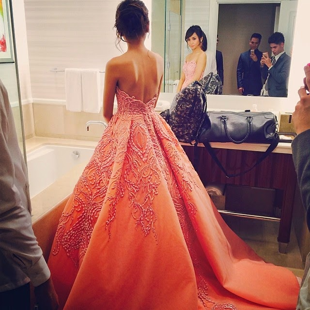 Kathryn Bernardo debut party photos: the gown, escort ...