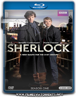 Sherlock 1ª Temporada Completa Torrent