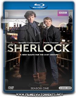 Sherlock 1ª Temporada Completa Torrent