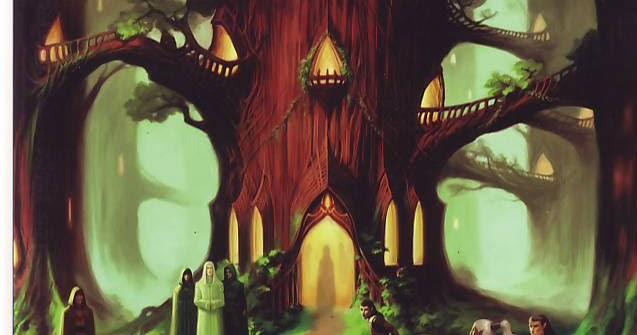 Quag Keep Green Ronin Corwyl Village Of The Wood Elves