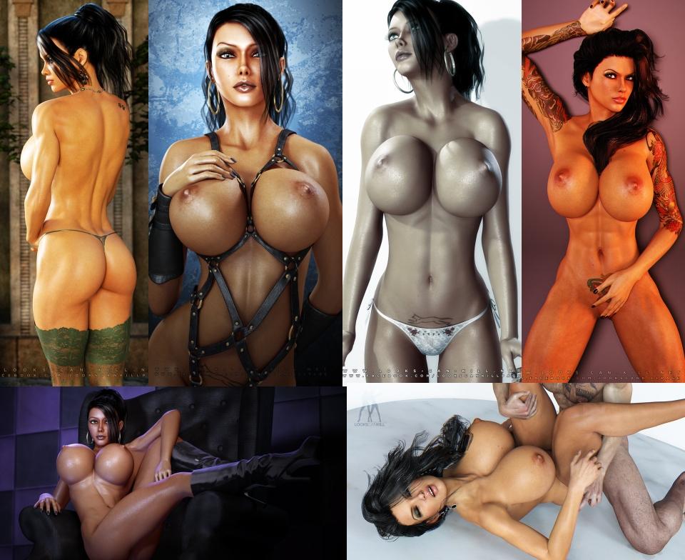 Elvira naked pics