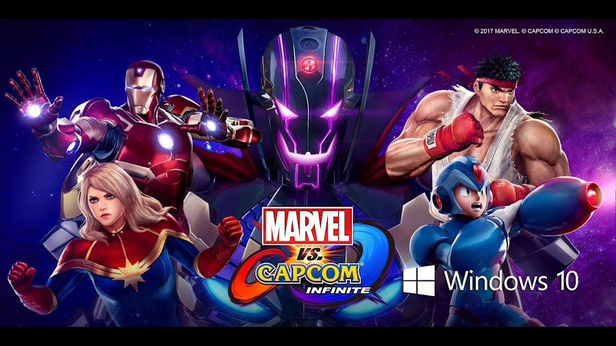 marvel vs capcom infinite windows 10