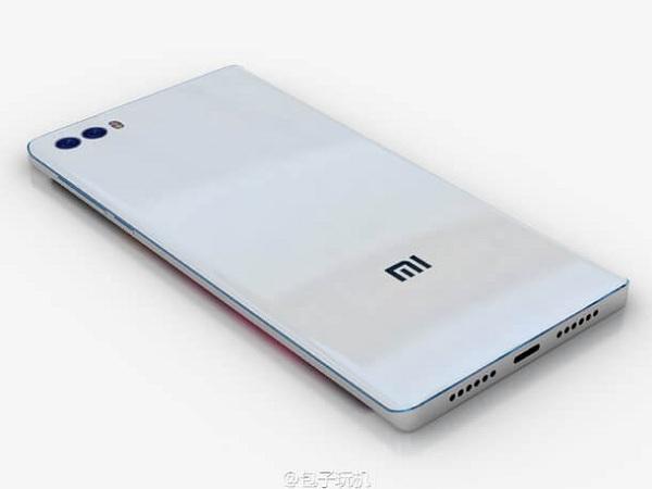 Xiaomi Mi Note 2 lộ cấu hình