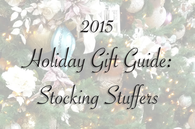 2015 holiday gift guide beauty stocking stuffers