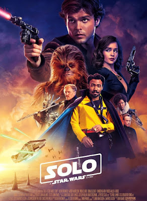 Solo: A Star Wars Story [2018] [NTSC/DVDR- Custom BD] Ingles, Español Latino