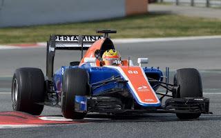 Siarkan Rio Haryanto di F1, NetizenBerterima Kasih kepada GlobalTV