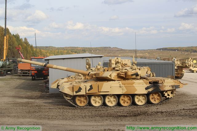 3ce591024f3d Iran ready to produce local-made Karrar main battle tank with features  similar to Russian T-90 MBT