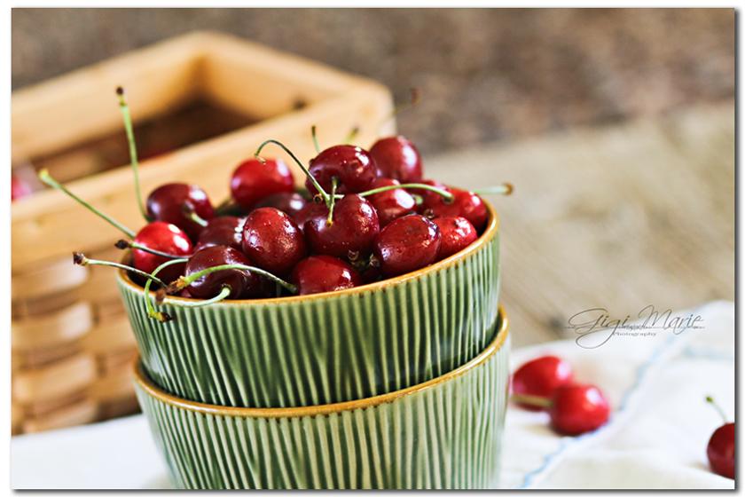 cheries, summer cherries