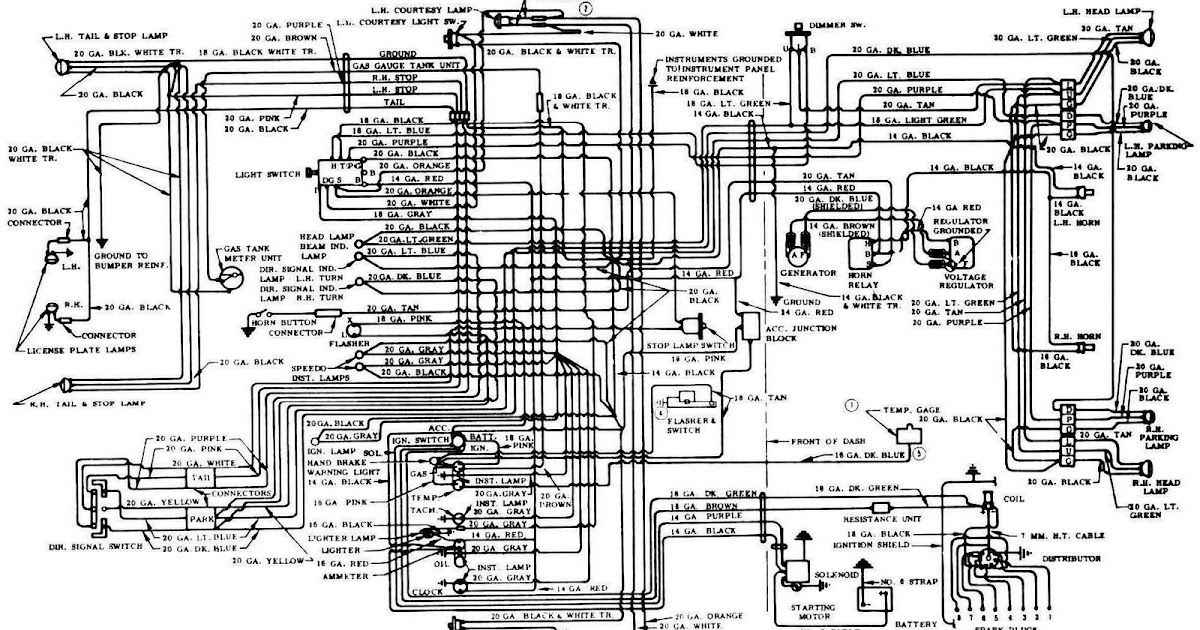 1956 chevrolet corvette wiring diagram all about wiring diagrams rh diagramonwiring blogspot com 1965 corvette wiring diagram lighting 2002 Corvette Wiring Diagram