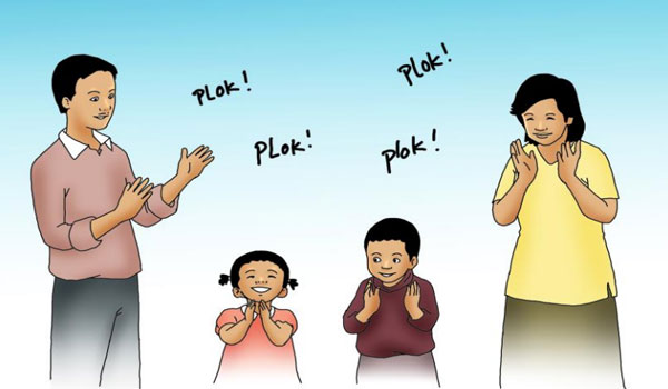 Buku Pedoman Mengatasi Persaingan Anak Usia Dini dan Saudara Kandung
