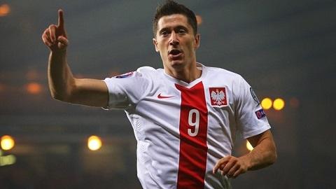 Chân sút người Ba Lan là một trong những cầu thủ xuất sắc nhất của nền bóng đá thế giới đương đại