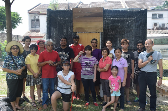 INTI and PJS 9 Community Build Greenhouse,