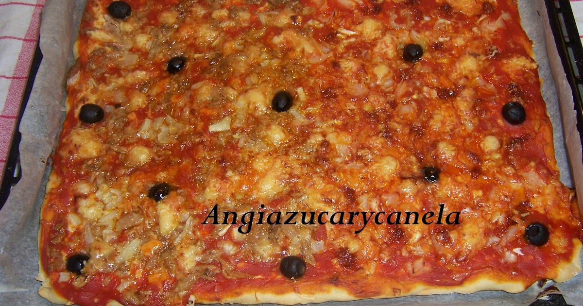 Masa para pizzas en thermomix for En 3 pizzas te olvido