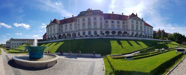 jardines castillo real