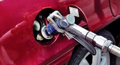 Цены на сжиженный газ на заправках взлетели до 15,0 грн/л