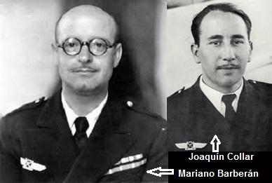 Mariano Barberán y Joaquín Collar