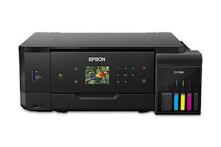 Epson Ecotank ET-7700 printer