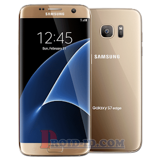 Cara Flash Samsung Galaxy S7 edge SM-G935FD