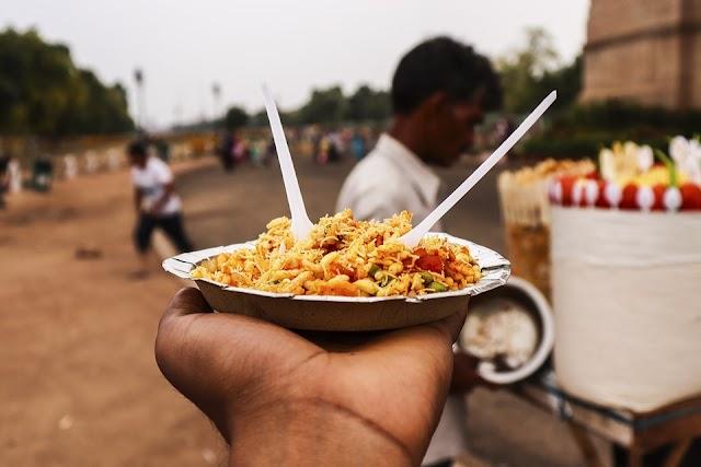 Top 5 best Street Food in Delhi