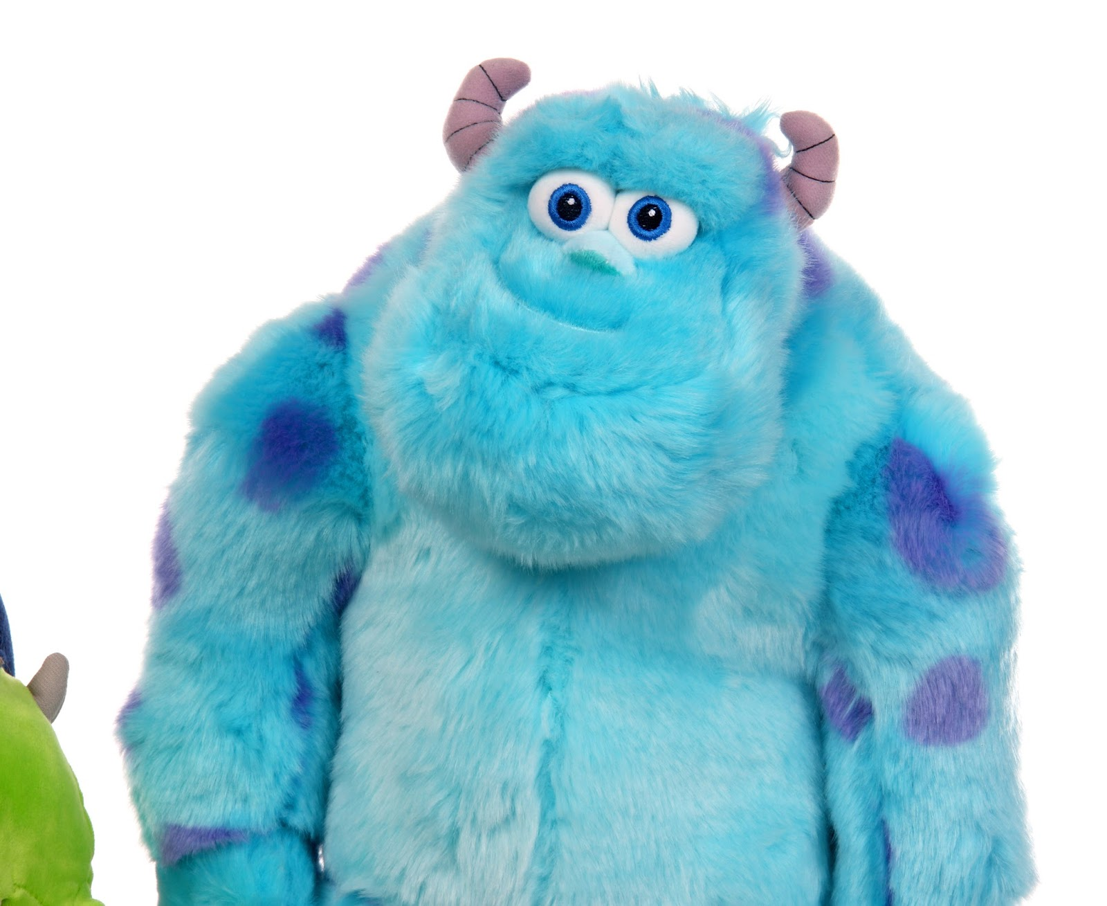 disney store monsters university mike sulley plush