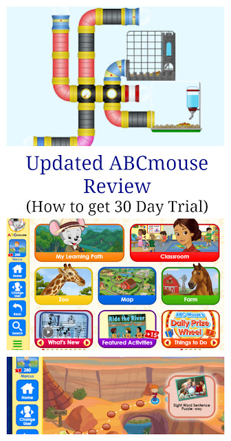Did you know that ABCmouse has added educational content for kids through 2nd grade? See our updated review of this homeschool and educational program.