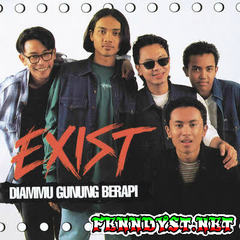Exists - Diammu Gunung Berapi (1995) Album cover