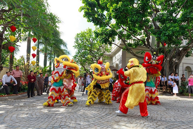 Celebrating the Lunar New Year in Vietnam  - 2018
