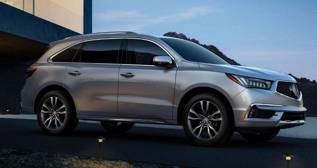 2020 Acura Mdx Interior And Release Date