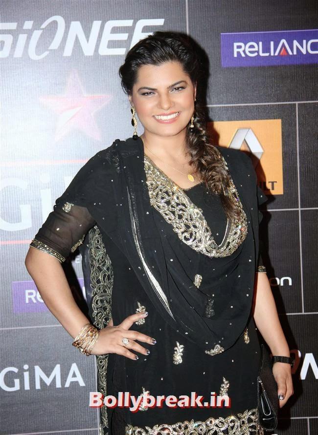 Mamta Sharma, Global Indian Music Awards 2014 Pics