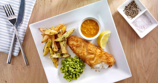 Enjoy An Authentic Chippy Tea With Young's