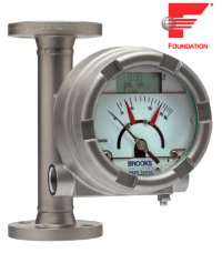 Brooks Instrument MT3809 Variable Area Flow Meter