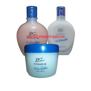 produk perawatan wajah berjerawat