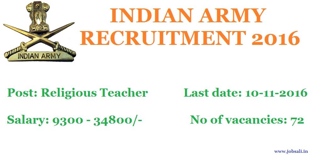 Join Indian Army, Indian army Jobs, Indian Army Vacancy