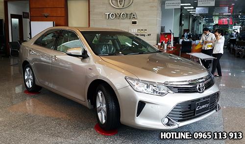 Toyota Camry Hai Phong