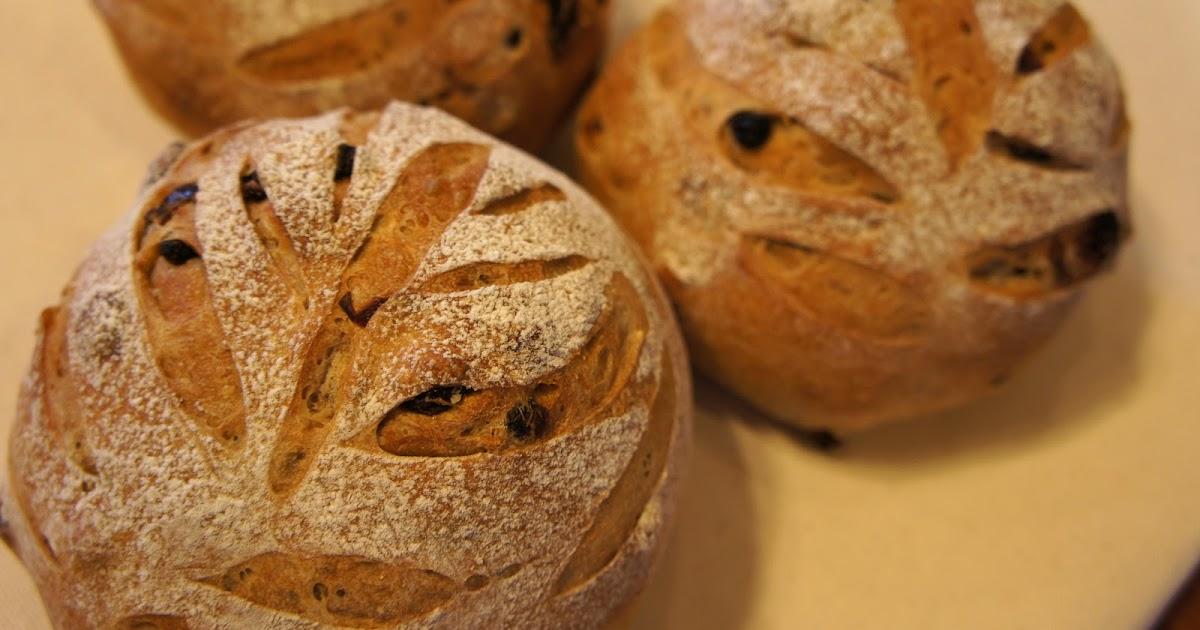 樂呼呼Love Hu Hu烘焙坊: 紅酒桂圓全麥歐式麵包