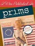 Stampington & Co.--SUMMER 2012.  Featuring my doll on the COVER!