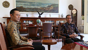 AHY: Saya Diminta Presiden Jokowi jadi...