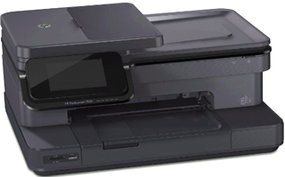 HP Photosmart 7520 Driver Download