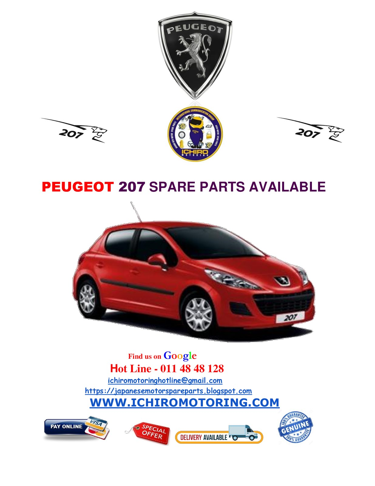 Japanese Motor Spare Parts Europe Car Spare Parts In Sri Lanka