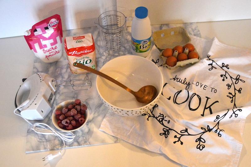 recette de crêpes ingrédients