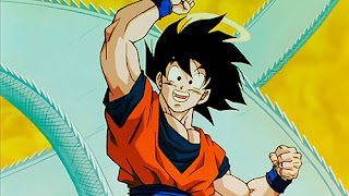 Goku Dragon Ball Z - Caminho da Serpente