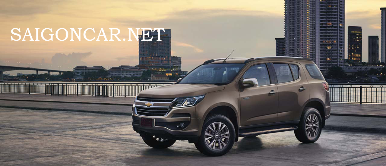 An toàn Chevrolet Trailblazer 2019