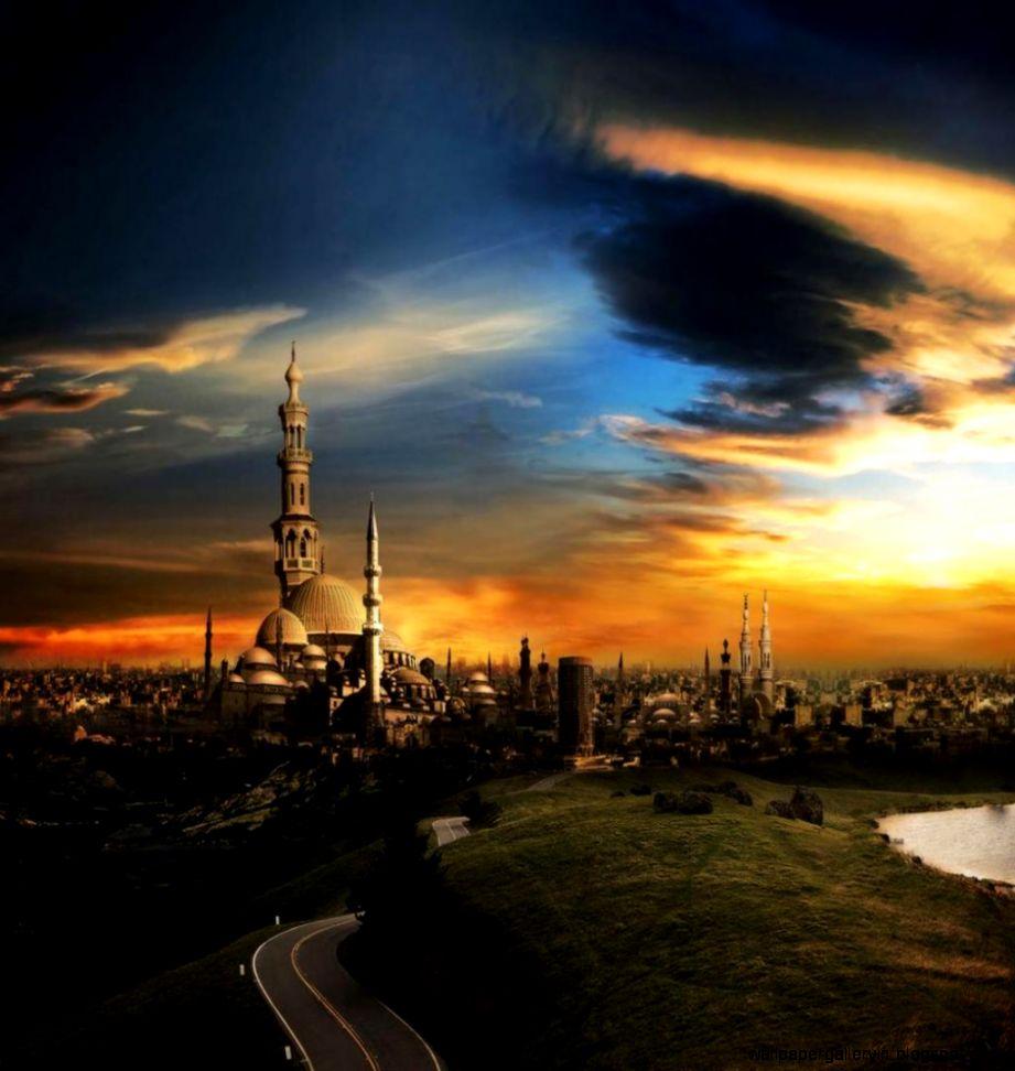 Sunset Cairo Egypt Hd Wallpaper