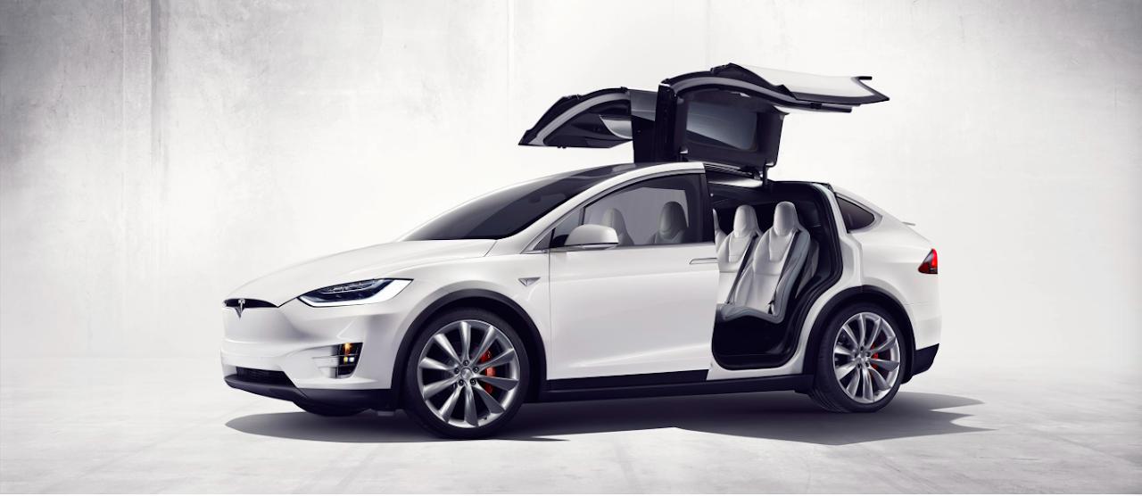 Tesla Model X 來了!發表會精華一次看!|數位時代