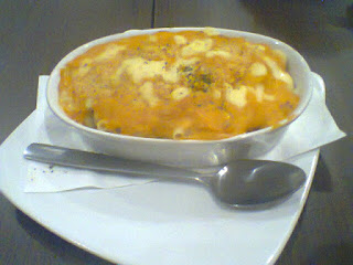 menu mac n chessee pizza hut
