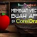 Tutorial CorelDraw Untuk Pemula - Cara Membuat Buah Apel Dengan Corel Draw