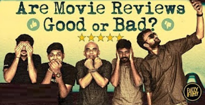 Are movie reviews Good or Bad? | Fully Filmy Mindvoice