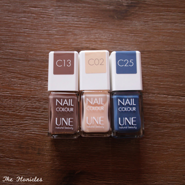 Test : Vernis UNE Natural Beauty