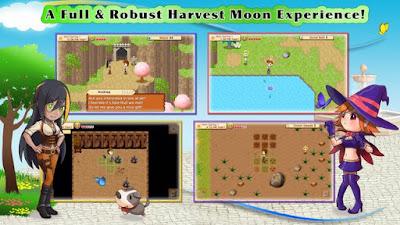 Daftar Ulang Tahun dan Kesukaan Warga di Harvest Moon: Seeds of Memories
