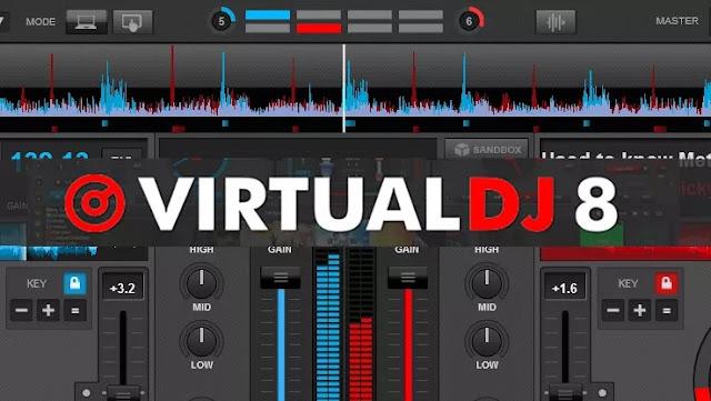 Virtual DJ Pro Infinity v8.3.4514